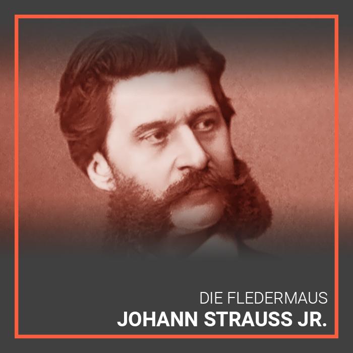 Johann Strauss's die Fledermaus