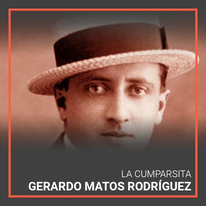 Gergardo Rodriguez' La Cumparsita