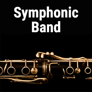 Symphonic band and concert band scores