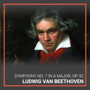 Sheet music download of Beethoven's Symphony number 7